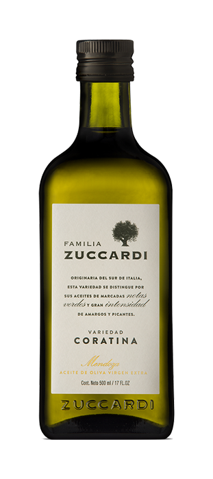 Coratina Aceites Varietales Zuccardi
