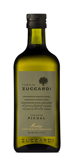 Picual Aceites Varietales Zuccardi